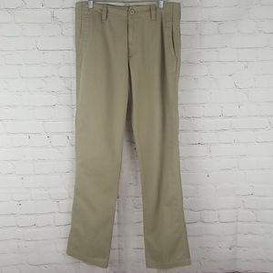 Old Navy Broken In Khakis size 32x36